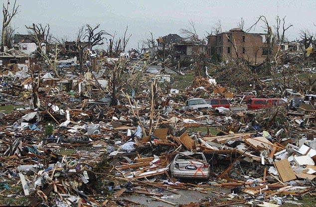 tornado-effect