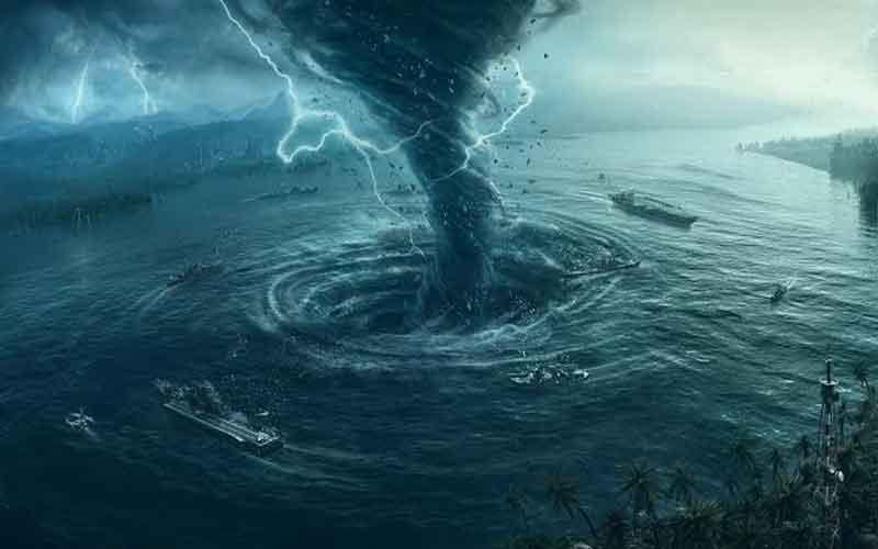 ทำไมพายุทอร์นาโดจึงมักเกิดที่สหรัฐอเมริกา