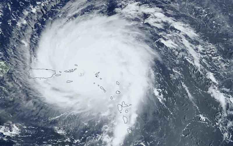 เฮอร์ริเคนเออร์มา ถล่มแคริบเบียนพังเกือบทั้งเกาะ รุนแรงที่สุดในรอบหลายปี